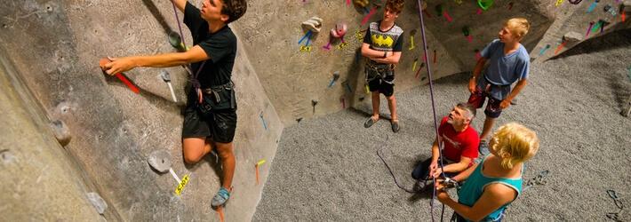 Belay Course Romper Room Indoor Climbing