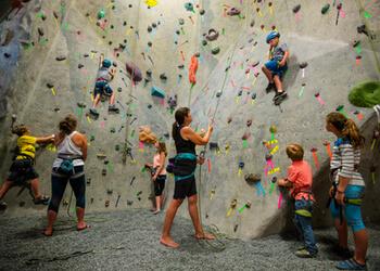 family-climb