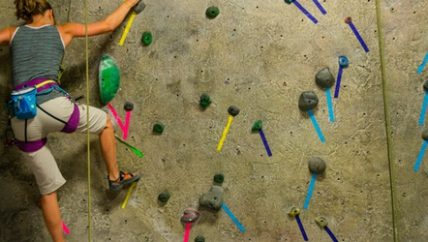 Courses Romper Room Indoor Climbing