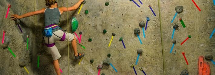 Technique Course Romper Room Indoor Climbing